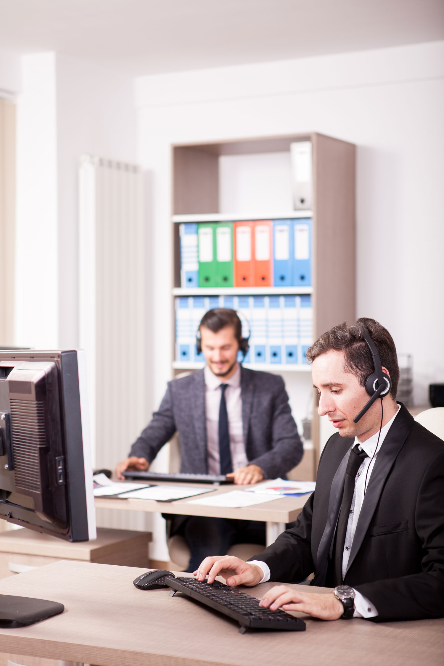 telephone systems & VoIP
